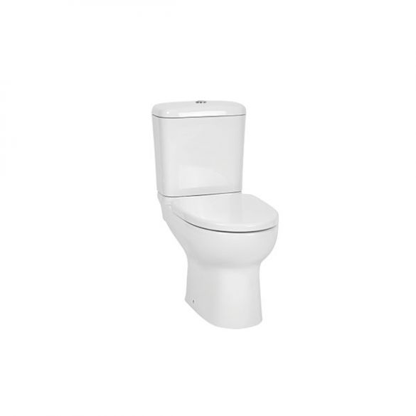 Betta Iqwa White Close Couple Toilet Including Seat