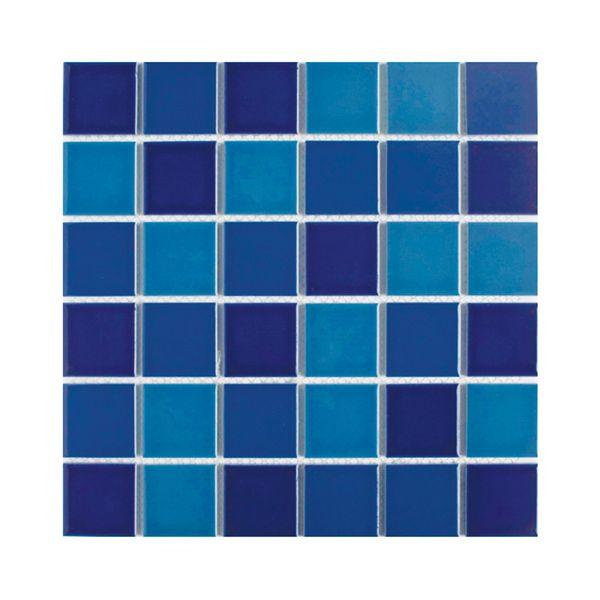 Malibu Mix Pool Mosaic Sheet 302 x 302mm