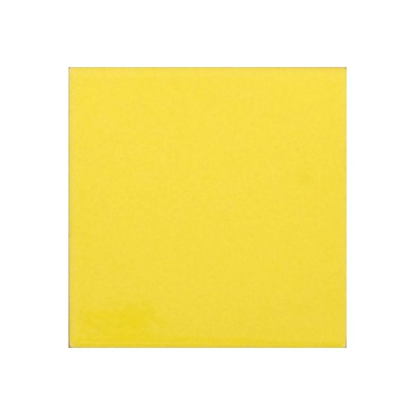 Piccolo Bright Yellow Gloss Ceramic Tile 100x100mm