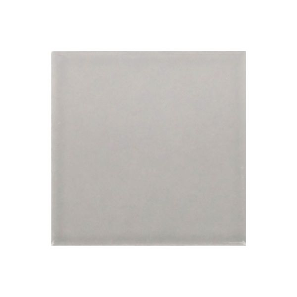 Piccolo Dark Grey Gloss Ceramic Tile 100x100mm