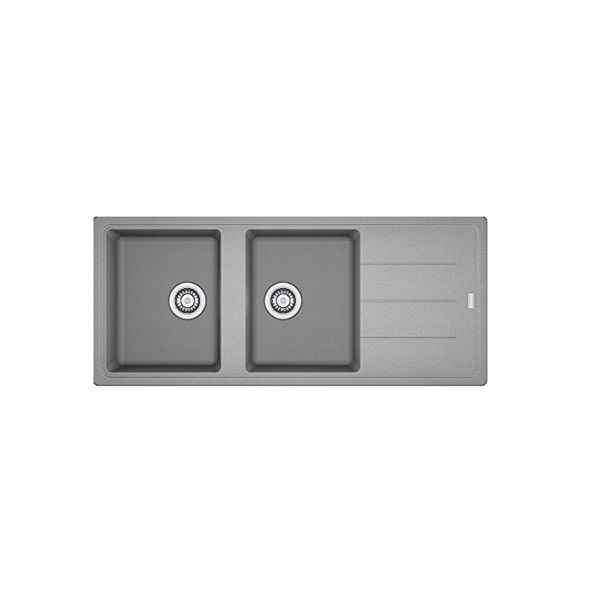 Franke Basis Grey Fragranite Sink 1160 x 500 x 200mm