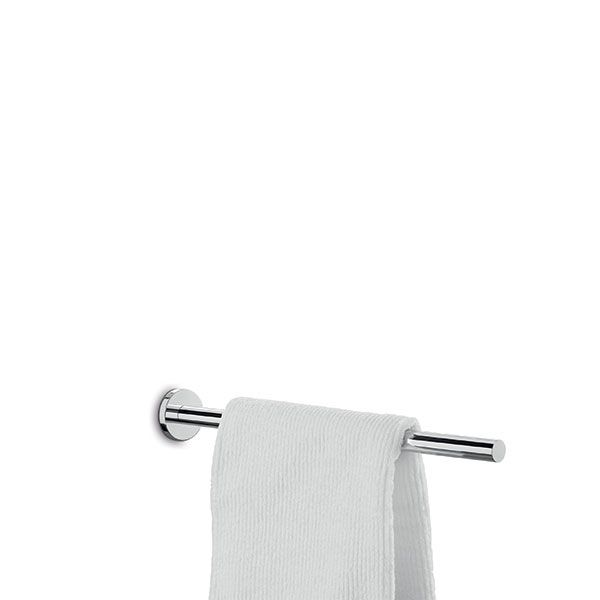 Zack Scala Polished Stainless Steel Towel Holder 60 x 460mm