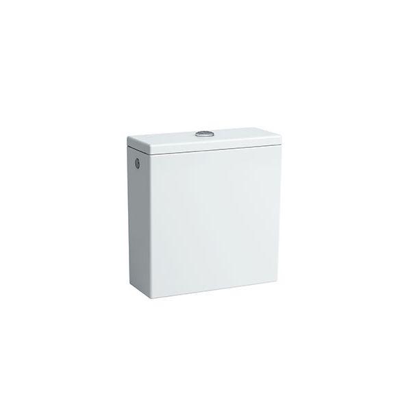 Laufen Pro New White Dual Flush Close Couple Cistern