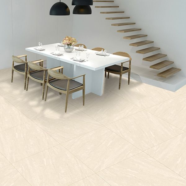 Dyna Glazed Vitrified Polished Porcelain Tile 600 x 600mm
