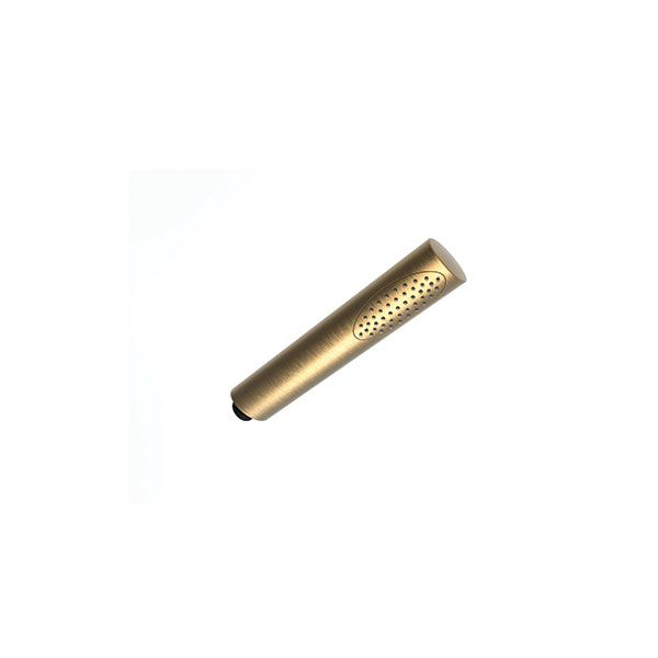 Almar Ellipse ABS Brushed Bronze Hand Shower 212 x 38 x 25mm
