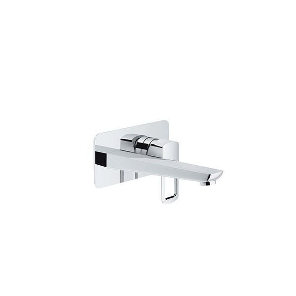 Tivoli Acquario Wall Type Basin Mixer With Long Spout