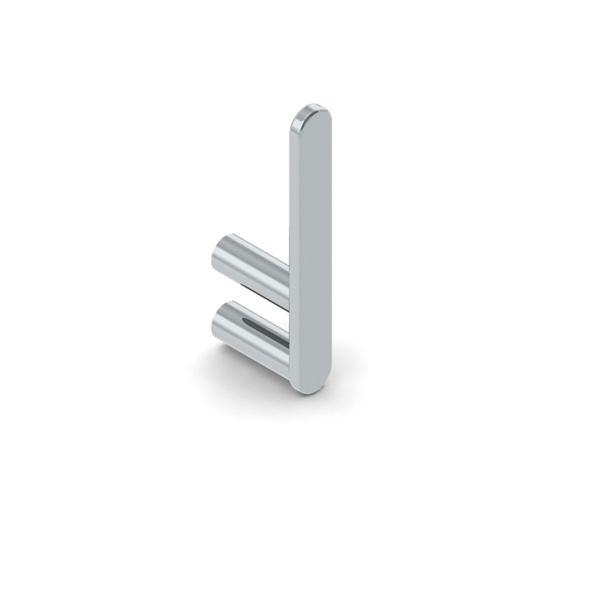 Semplice Chiara Stainless Steel Spare Paper Holder