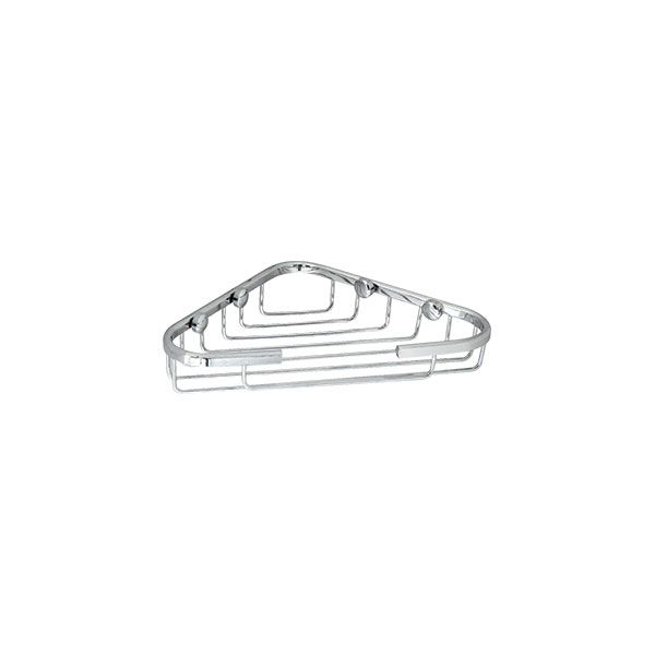 Wireline Corner Soap Basket Stainless Steel