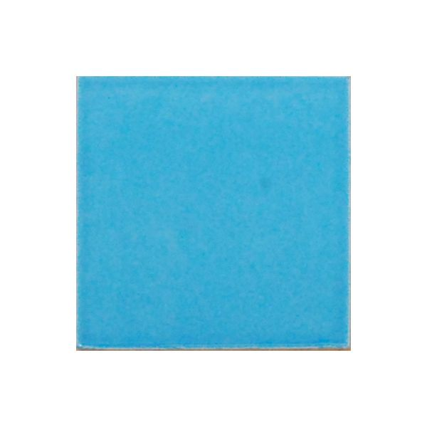 Piccolo Baby Blue Gloss Ceramic Tile 100x100mm