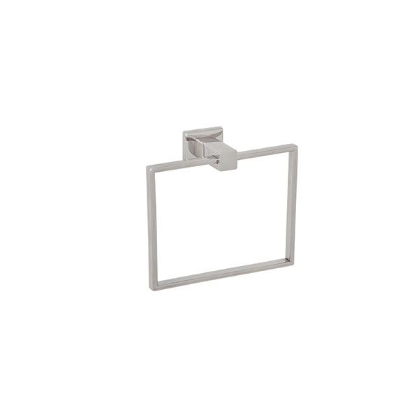 Aston Stainless Steel Towel Ring