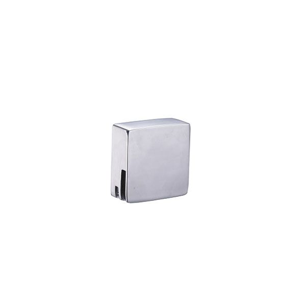 Chrome Square Nikki Bath Spout And Overflow