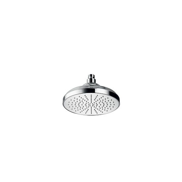 Almar Retro Chrome ABS Shower Head 200mm Diameter