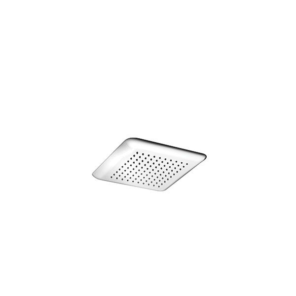 Almar Creamy Square ABS Shower Head 247x247mm