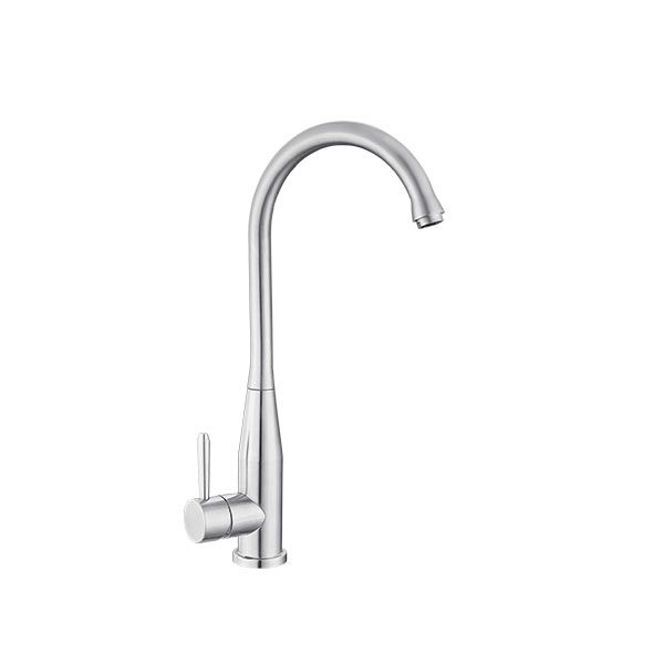 Saluzzo Stainless Steel Sink Mixer