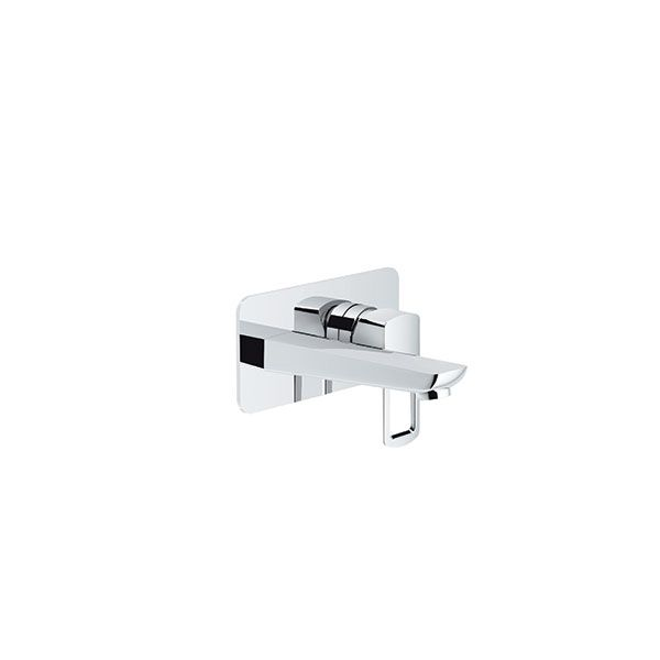Tivoli Acquario Wall Type Basin Mixer With Short Spout