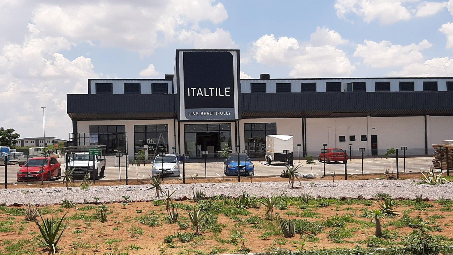 Italtile Gaborone