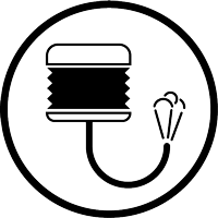 Pneumatic Flush